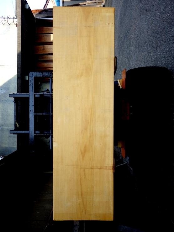 銀杏(いちょう) 1820×520×110 まな板に最適です。