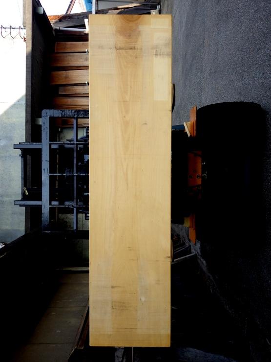 銀杏(いちょう) 1830×460×90 まな板に最適です。