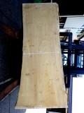 銀杏 長さ2030ミリ×幅1050ミリ×厚さ65ミリ 耳付きの板です。座卓の天板に最適です。この商品は送料は別途とさせていただきます。お問合せください。