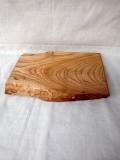 欅 295×200×23 虫穴が一部あります。自然塗料仕上げです。
