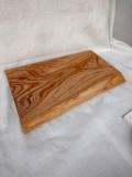 欅 410×260×21 自然塗料仕上げです。