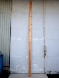 杉の無垢の羽目板です。3650×105×12 1ケース8枚入り 塗装品 巾は働きで105ミリです。この商品は長尺者のため送料は別途といたします。お問合せください。
